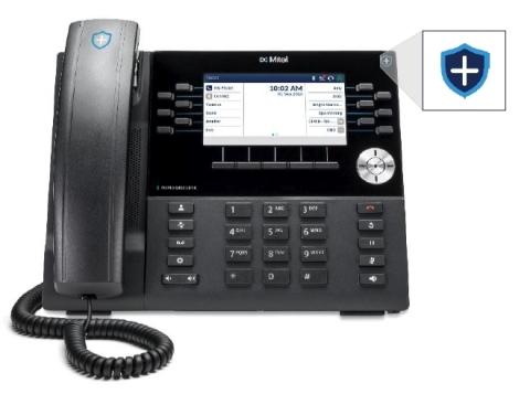 Mitel 6930t IP Phone (Photo: Business Wire)