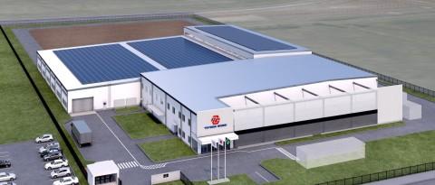Toyoda Gosei East Japan Ohira Plant (Graphic: Business Wire)