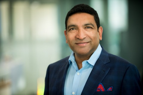 PureTech announced the appointment of Bharatt Chowrira, Ph.D., J.D., to its Board of Directors. Dr. Chowrira has served as PureTech's President and Chief of Business and Strategy since March 2017. (Photo: Business Wire)