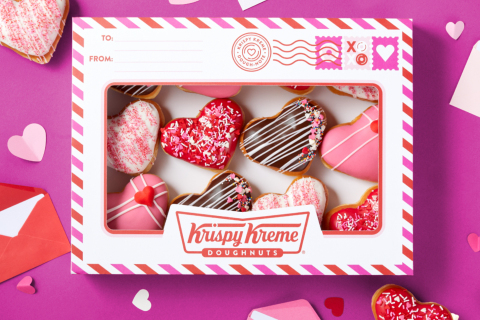 Give the sweetest 'post-marked' dozens beginning Feb. 1 (Photo: Business Wire)