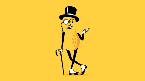 MR. PEANUT is officially back with a new purpose to pay it forward to put more substance into the world. (Photo: Business Wire)