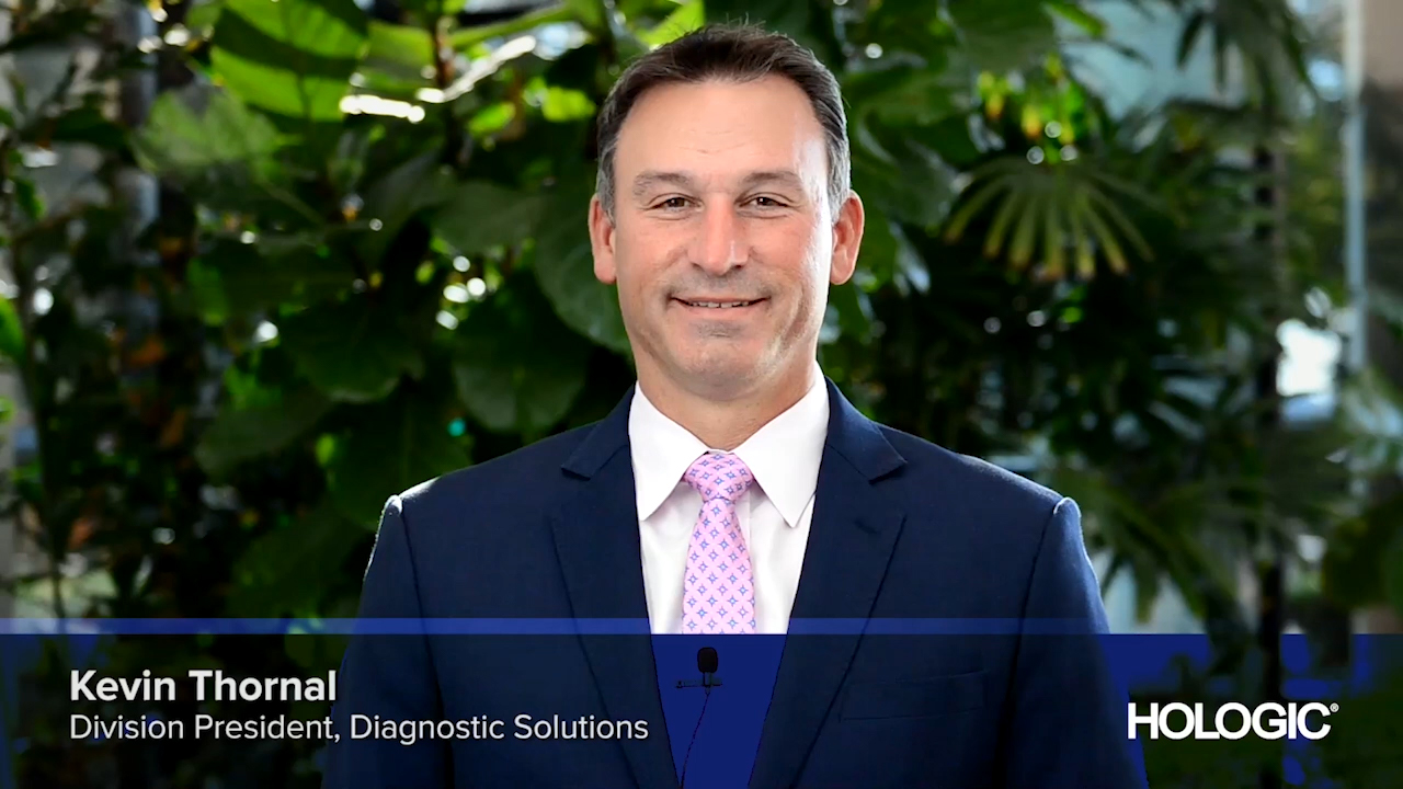 Kevin Thornal, Division President, Diagnostic Solutions
