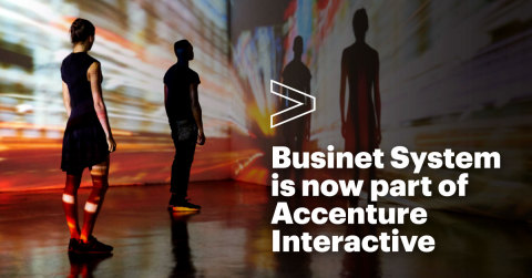 Businet Systems is now part of Accenture Interactive (Photo: Business Wire)