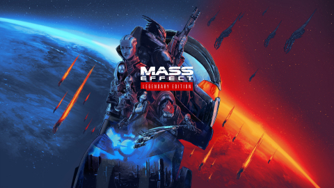 Mass Effect Legendary Edition (Graphic: Business Wire)