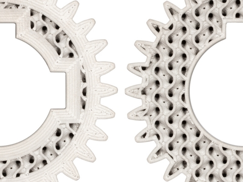 Designed to consistently deliver high-performance metal parts, Studio System 2 minimizes the trial and error common in alternative 3D printing processes to create a wide range of complex geometries. (Photo: Business Wire)