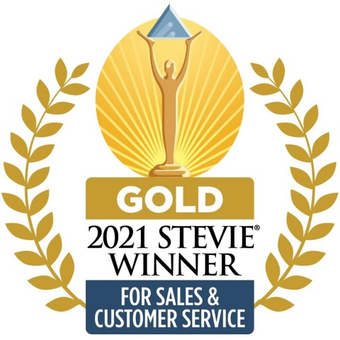 EFG Companies won two Gold Stevie Awards for Business Development Achievement of the Year and Contact Center (up to 100 seats) highlighting the company's ability to pivot during challenging economic times while maintaining an exceptionally high level of performance and employment engagement. (Photo: Business Wire)