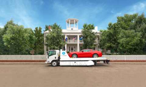 Carvana launches in Louisiana, bringing The New Way to Buy a Car® to Lafayette, its 267th market. (Photo: Business Wire)