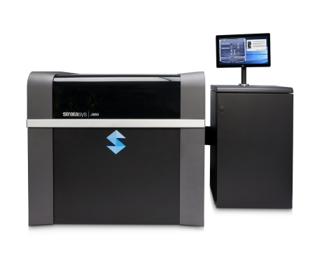 Stratasys J850 Pro (Photo: Business Wire)