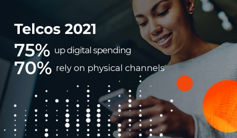 Upstream發表《數位化之路》(Road To Digital):電信業洞察總結報告(圖片:美國商業資訊)