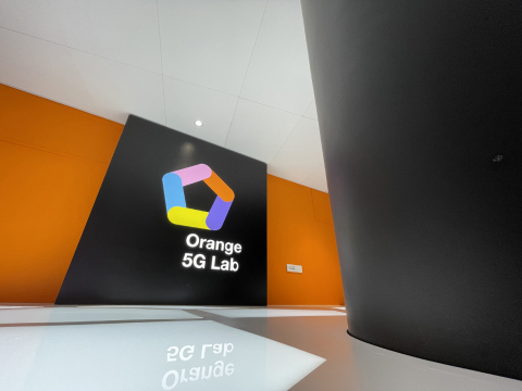 Orange is launching this initiative by opening a real network of Orange 5G Lab sites in France and abroad in 2021 (Credit: Orange)