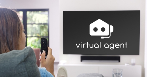 UEI Virtual Agent is designed to address common challenges around onboarding, feature discovery and troubleshooting for entertainment and smart home devices. In addition to resolving user issues related to connected devices, UEI Virtual Agent helps reduce the cost of managing and supporting an installed base of connected devices for manufacturers and service providers, and can be easily integrated into the connected device itself, as well as into support websites and mobile apps, offering help where and when needed. (Photo: Business Wire)