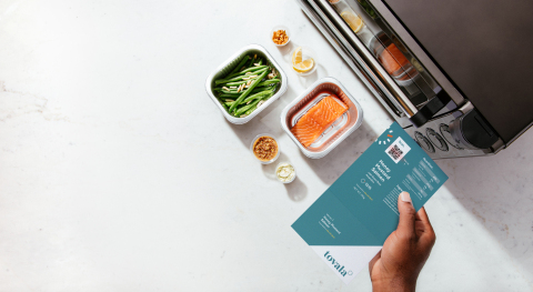 Tovala, the first-ever meal service paired with a countertop smart oven, raises $30M in Series C funding. The industry-changing food tech company is poised for record growth. (Photo: Business Wire)