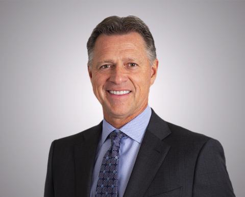 Steve Smith, CEO, Zayo Group (Photo: Business Wire)