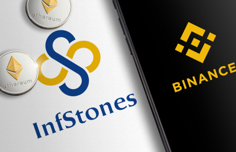 Binance Selects InfStones as Its Blockchain Infrastructure Provider for Ethereum 2.0 Staking (Photo: Business Wire)
