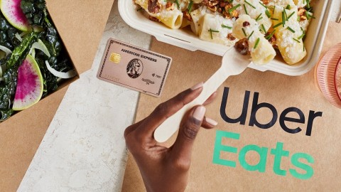The American Express® Gold Card Brings Back the Iconic Rose Gold Design & Launches a New Uber Cash Benefit (Photo: Business Wire)