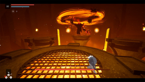Explore mystical temples, encounter survivors and take on strange quests to collect valuable items in Blue Fire. (Photo: Business Wire)