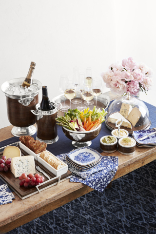 Marlo Thomas Launches New Entertaining Collection with Williams Sonoma and Pottery Barn (Photo: Williams Sonoma)