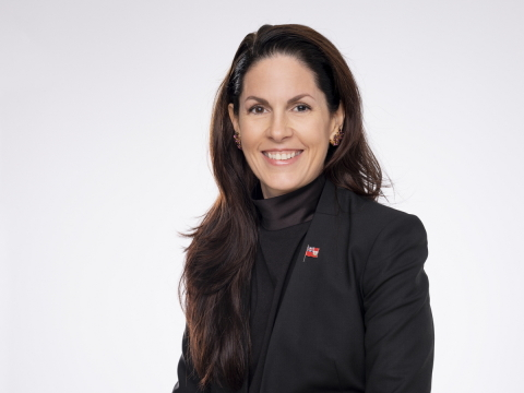 Susan Pateras, Deputy Chair, Bermuda Business Development Agency (Photo: Business Wire)