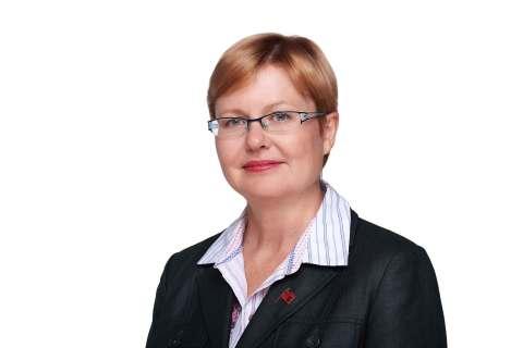 Fiona Beck, Treasurer, Bermuda Business Development Agency  (Photo: Business Wire)