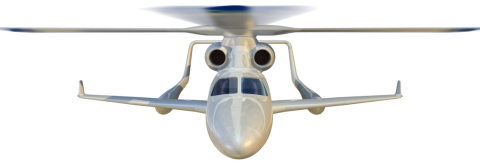 Skyworks Aeronautics VertiJet™ (Photo: Business Wire)
