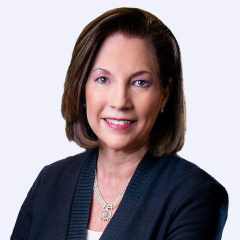 Lynne Doughtie, former Chair and CEO of KPMG, joins InStride Advisory Board. (Photo: Business Wire)