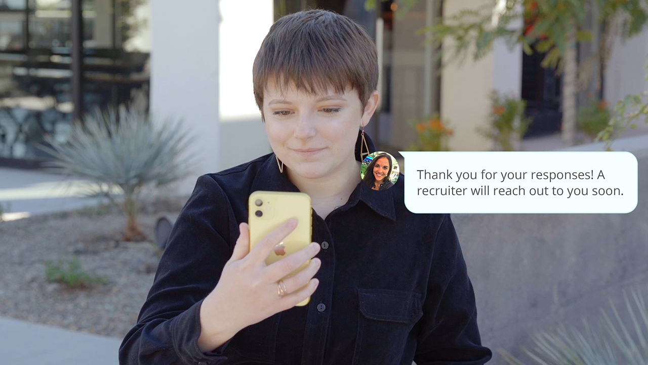 Olivia, a conversational AI assistant by Paradox, launched a video enhancement today that enables video skills to be used throughout the entire process of hiring with a mobile-friendly focus.
