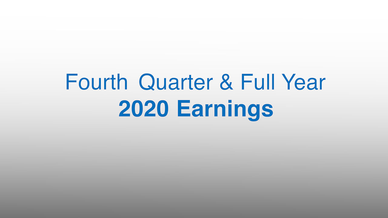 Global Payments Reports Fourth Quarter and Full Year 2020 Results