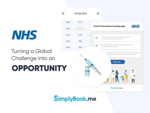NHS & SimplyBook.me collaboration @ SimplyBook.me
