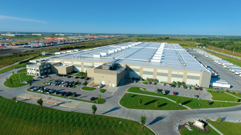 Logistics Park Kansas City (Photo: Business Wire)