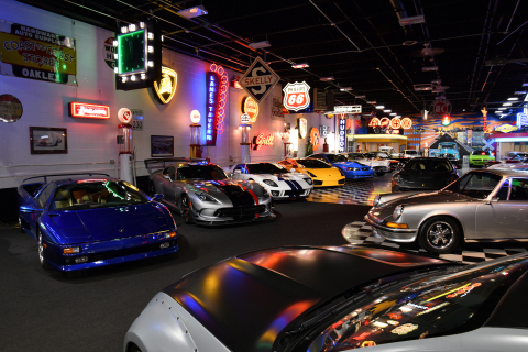 Barrett-Jackson is proud to announce the No Reserve sale of the renowned Larry Winkler Collection featuring approximately 35 collectible vehicles, 45 motorcycles and more than 400 pieces of automobilia during the 2021 Scottsdale Auction (Photo: Business Wire)