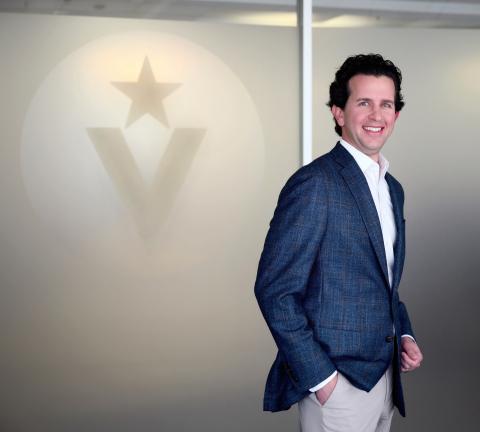 Jon Heine, Veritex Community Bank - Houston Market President. (Photo: Business Wire)
