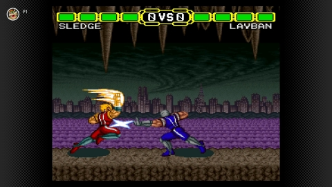 On Feb. 17, DOOMSDAY WARRIOR, an action game in which you alone stand against the powerful Doom Squad and their quest for world domination, joins the Super Nintendo Entertainment System – Nintendo Switch Online library. (Graphic: Business Wire)
