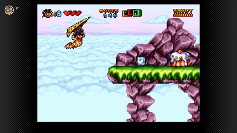 On Feb. 17, Prehistorik Man, a colorful action game that tasks you with saving your village from hungry, hungry dinosaurs, is arriving to the Super Nintendo Entertainment System – Nintendo Switch Online library. (Graphic: Business Wire)
