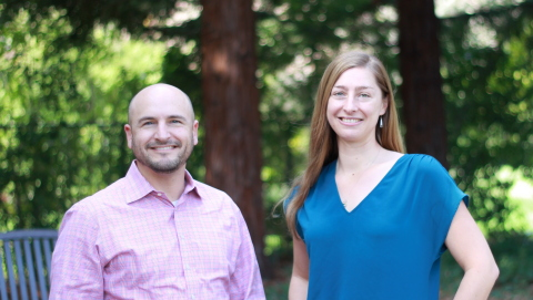 BigHat co-founders Mark DePristo and Peyton Greenside (Photo: Business Wire)