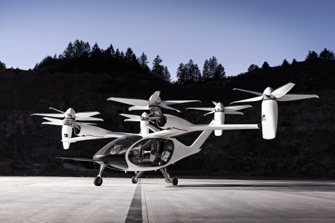 Joby Aviation has selected the state-of-the-art Garmin G3000 integrated flight deck for their revolutionary eVTOL aircraft. (Photo: Business Wire)