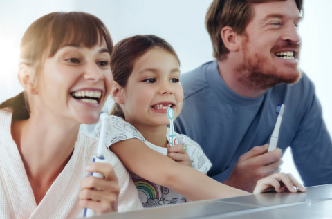 At Crest and Oral-B, we aspire to establish healthy oral care habits for a lifetime and enable all Americans to have a healthy smile. (Photo: Business Wire)