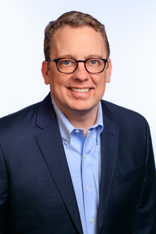 Jeremy Parks, Chief Financial Officer of Belden Inc. (Photo: Business Wire)