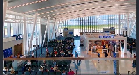 Charlotte Douglas International Airport (CLT) (Photo: Business Wire)