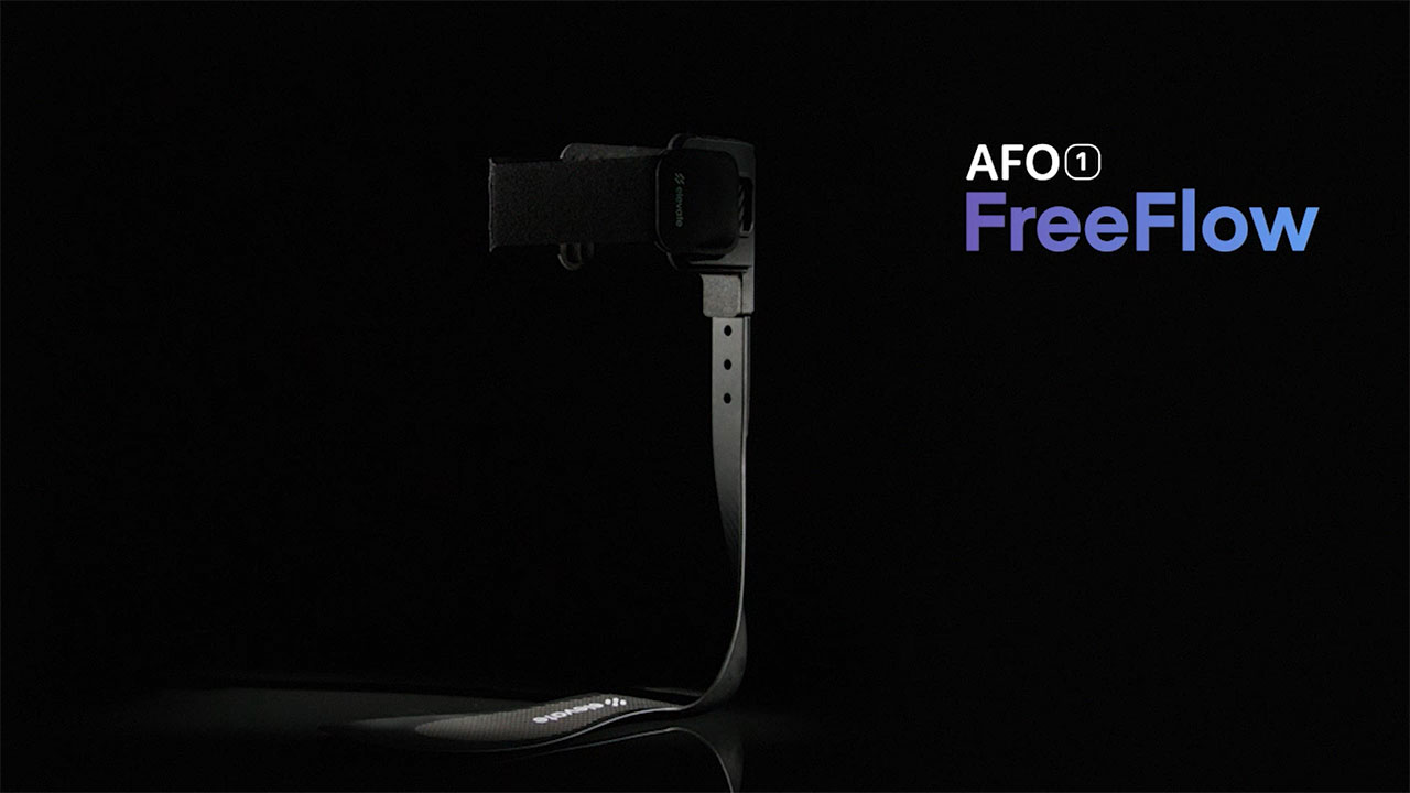Experience the future of carbon fiber AFOs with the Elevate FreeFlow.