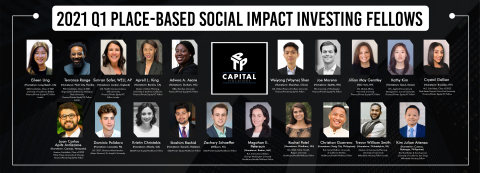 TPP Capital Holdings (TPP), a Philadelphia based Black-led social impact private equity fund manager and healthcare real estate development firm, announced they have chosen 21 fellows for their newly launched Place-Based Social Impact Investing Fellowship. (Photo: Business Wire)