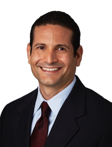 Luis Orbegoso, Senior Vice President of Allegion Americas (Photo: Business Wire)