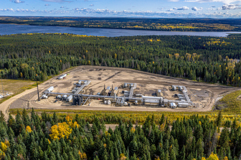 Seven Generations' Kakwa River Project (Photo: Business Wire)