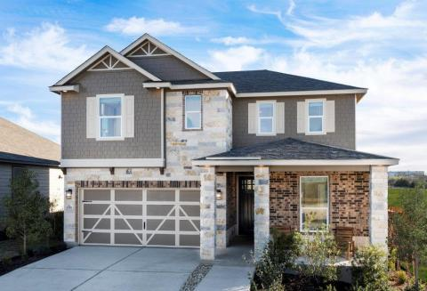 KB Home announces the grand opening of West Canyon Trails, a new-home community in Belton, Texas, priced from the low $200,000s (Photo: Business Wire)