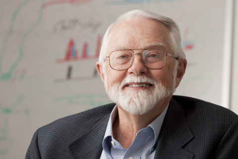 Arthur Riggs, Ph.D., Director Emeritus of the Diabetes & Metabolism Research Institute at City of Hope. Photo Credit: City of Hope