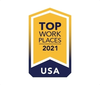 Energage Names Cross Country Healthcare a Winner of the 2021 Top Workplaces USA Award