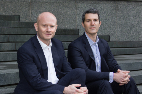 L-R Solidatus co-founders Philip Miller and Philip Dutton (Photo: Business Wire)