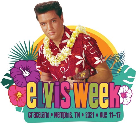 Taking place August 11-17, 2021, Elvis Week is an annual, multi-day gathering celebrating Elvis' life and legacy. (Graphic: Business Wire)