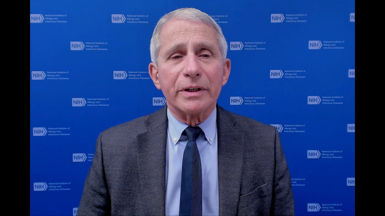 Dr. Anthony Fauci, top physician and President Biden's chief medical adviser, has received the 2021 Public Service Award from American Society for Transplantation and Cellular Therapy (ASTCT).