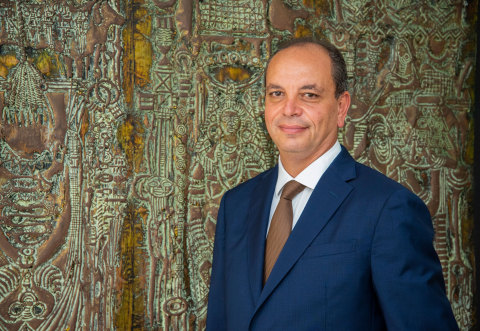 Sameh Shenouda, Executive Director and Chief Investment Officer at  Africa Finance Corporation  (Photo: Business Wire)