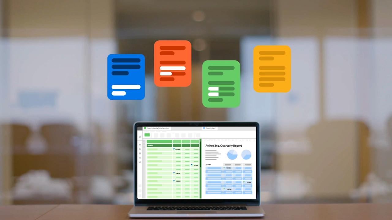 The Workiva Cloud Platform simplifies complex work.
